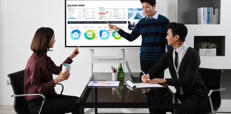Noul Samsung Flip – viitorul colaborării