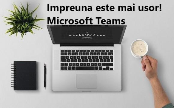 Obtineți Microsoft Teams gratuit